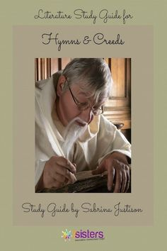 "Music and Poetry: ""Hymns and Creeds"" New Literature Guide from 7SistersHomeschool - Music in Our Homeschool"