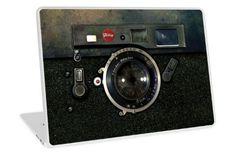 Classic Retro Old Vintage Army looks Rusty Camera Laptop Skins #laptop #skin #case #travel #retro #photographer #tumblr #oldfilm #cameracase #poloroid #oldphone #hipster #film #movie #camera #blackwhite #polaroidcamera #camera #lens #coolretro #retro #oldschool #steampunk #love #classic #style #antique #vintage #travel #stranger things #cool #unique #instagram