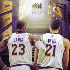 Do you think LeBron & AD can win a championship with the Lakers? Lebron James Lakers, King Lebron James, King James, Nba Players, Basketball Players, Basketball Quotes, Sport Motivation, Nba Kings, Arquitetura