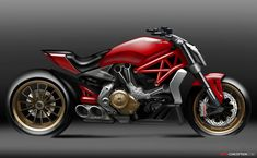 Ducati's XDiavel S Cruiser Wins 'Best of the Best' Design Award