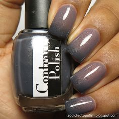 Contrary Polish Ch-Ch-Changes   Addicted to Polish