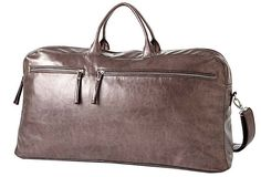 Travel Bag, Pearlized Walnut