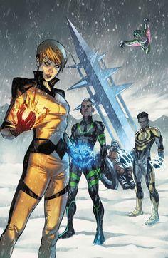 MARVEL COMICS December 2015 Solicitations | Newsarama.com