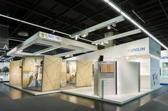 Stand UNILIN division panels at Interzum 2015 Cologne