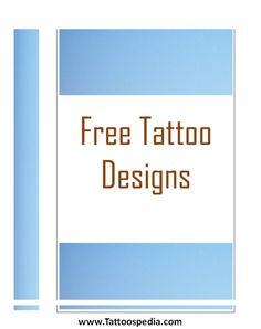 Tattoo Designs Pdf 1