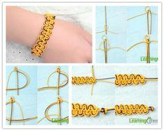 How To Make Friendship Bracelets | DIY Tag
