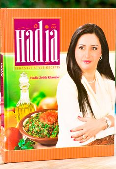 Hadia, Lebanese Style Recipes | Hadias Lebanese Cuisine A hard cover cookbook of irresistible family meals. Recipes range from the standard Lebanese home-style meals to a melting pot recipes from all over the world. Each of these recipes is a true labor of love that was created at home, in my own kitchen where I shared every bite of every recipe with my family and friends.
