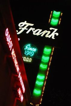 One of my old hangouts in the 90's! Musso & Frank...The oldest restaurant in Hollywood...1919!!!