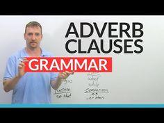 Advanced English Grammar: Noun Clauses - YouTube