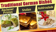 Traditional German delicacies