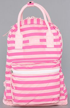 The Lyric Backpack in Pink Women s Bags (Handbags Totes) By Hurley Sale  Price   24.95 261dc71d7b50f