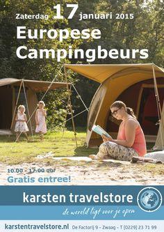 Europese Campingbeurs 17 januari - http://www.campingtrend.nl/blog/2015/01/10/europese-campingbeurs-17-januari/