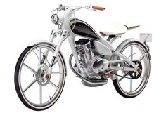 A elegante Yamaha Y125 Moegi Concept   AUTO PLANET