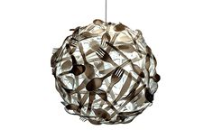 Gluttony suspension lamp by Luis Luna