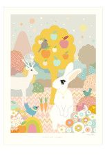 Majvillan Poster Little Light Little light - Posters & tavlor | Ellos Mobile