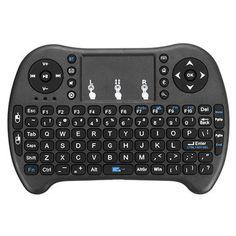 Bluetooth Wireless Mini Keyboard Touchpad Air Mouse Mini Keyboard, Computer Keyboard, Hdmi Splitter, Universal Remote Control, Bluetooth, Walks, Electronics, Computer Keypad, Keyboard