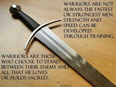 The sword of Truth .