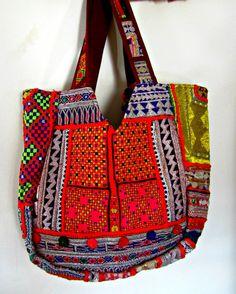 Ethnic bag  Designer  Banjara Bag Patchwork by elephantsofindia