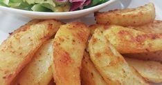 Najlepšie pečené zemiaky v rúre na papieri. Aj jednoduchý recept na chutnú prílohu zo zemiakov ponúka kuchyňa portálu Ženy v meste. Potatoes, Vegetables, Ethnic Recipes, Anna, Decor, Decoration, Decorating, Potato, Vegetable Recipes