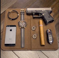 Style..minus the cigar.. Lol Find our speedloader now!  http://www.amazon.com/shops/raeind