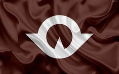 Download wallpapers Flag of Yamaguchi Prefecture, Japan, 4k, silk flag, Yamaguchi, emblem, symbols of Japanese prefectures