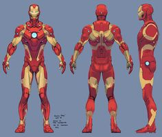 iron man armor model 37 / bleeding edge armor by on DeviantArt Character Model Sheet, Character Modeling, Comic Character, Iron Man Kunst, Iron Man Art, Iron Man Bleeding Edge, Marvel Dc, Arte Nerd, Armor Concept