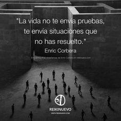 La vida no te envía pruebas (Enric Corbera)