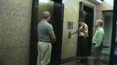 Best Elevator Exit Ever...