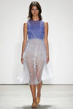 Jenny Packham ready-to-wear spring/summer '16: