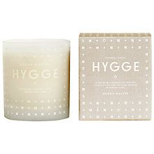 Shop the SKANDINAVISK Hygge Scented Candle Online at John Lewis and create your perfect sleep sanctuary setting