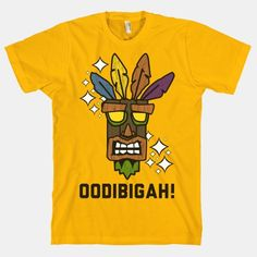 If you recognize this guy from the 90s playstation game Crash Bandicoot then congratulations! You had an awesome childhood