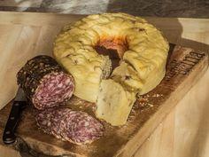La ciambella rustica senza burro, da cuocere nel fornetto Versilia, è facile, veloce, versatile negli ingredienti, economica e... buonisssssimaaaaaa!