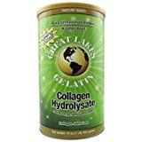 #8: Great Lakes Gelatin Collagen Hydrolysate Beef Kosher 16 oz. Acts 18:10: For I am with you and no one is going to attack and harm you because I have many people in this city.