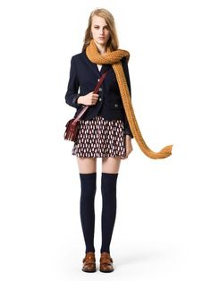 from the Fall 2010 Zara Look Book