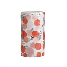 Illume Sketchbook Ceramic Candle - anemone