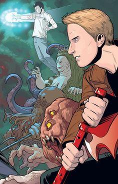 Buffy The Vampire Slayer Season 9 Volume 4 Welcome To Team By Andrew Chambliss Smileamazon Dp 1616551666 Refcm Sw R Pi QCpUtb1