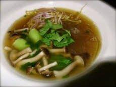 kedai BEBEK BENYEK : Sup Bebek Jamur