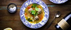 When winter sets in there's nothing better warm soup. Set aside time to make this rich and delicious, classic Mexican Albondigas Soup (meatball soup!).