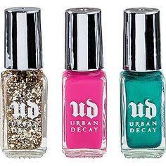 Urban Decay CosmeticsElectric Nail Color Trio
