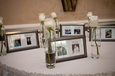 Image detail for -Memory Tables | St. Louis Wedding Insider