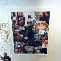 Gabe Venegas #coffee #lovers #collage #creativity #klatch #artwork
