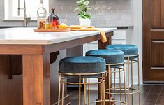 Alva Dining Chair Leather Leather Counter Stools, Leather Dining Chairs, Dining Furniture, Modern Furniture, Upholstered Bench Seat, Stools With Backs, Leather Lounge, Modern Bar Stools, Stackable Chairs
