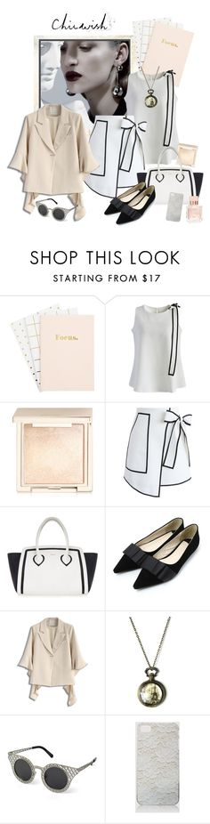 """CHICWISH Contest"" by carola-corana ❤ liked on Polyvore featuring Chicwish, Jouer, Furla, Maison Francis Kurkdjian and chicwish"
