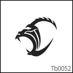 gorilla tribal tattoo | Bone marrow x-plant... | Pinterest