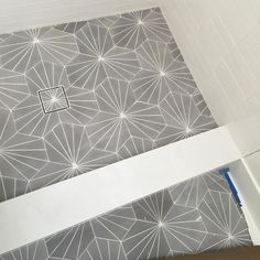 Cement tile shop encaustic cement tile starburst hex - Interior specialists inc reno nv ...