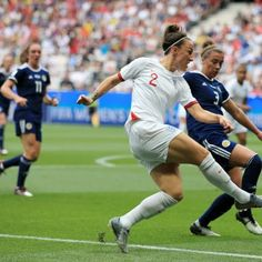 FIFA Women's World Cup France 2019™ - England - FIFA.com Galactik Football, Football Girls, Football Players, Female Football, England Ladies Football, Ellen White, Laws Of The Game, Jill Scott, Soccer Pictures