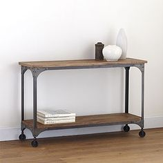 console table by silvia