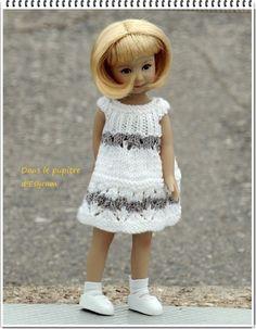 Tuto de la petite robe de Luce - Dans le pupitre d'Esyram