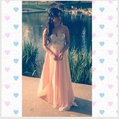 Prom dress Sequence diamond corset top flowey long skirt Dresses