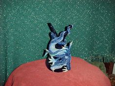 BLUE DRAGON VASE by jshapeshifter.deviantart.com on @deviantART